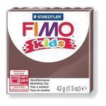 FIMO Kids 42 g - hnědá