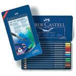 "Faber-Castell Pastelky ART GRIP Aquarelle - 12 ks i pro ""L"""