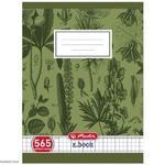 Školní sešit A5 565, bezdřevý čtverečkovaný - 60 listů