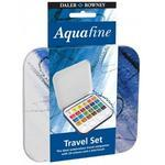Daler & Rowney Aquafine Travel set - 24ks