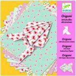Origami Sada ozdobných papírů - světlé motivy, 100 listů