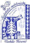 Kratochvilné vystřihovánky č.21 - Vánoční motivy