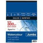 Daler & Rowney Skicák Aquafine - 305x229 mm, Jumbo, 50 listů