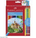 Faber-Castell Pastelky ECO - 36ks + 3 bi-color +1 tužka