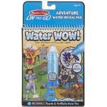 Kouzlení s vodou/omalovánky - Dobrodružství