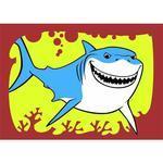 Obrázek pro pískování  23x33 cm - Žralok