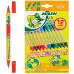 Jolly Brush'n' Paint Sada dětských popisovačů, 12 ks