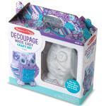 Decoupage - Sova