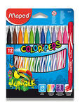 Maped Fixy Color´Peps Jungle 12 ks