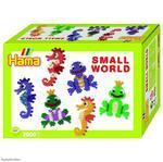 Hama Midi Malý svět - Vodní zvířátka, 2000 ks