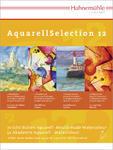 Akvarelový blok výběr 17x24 cm, 200-600 g/m2,12 listů
