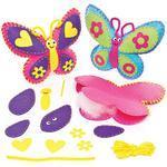 První šití - Motýlci, 2 ks