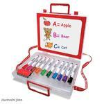 Faber-Castell Slim Wonder Whiteboard Set - 10 ks popisovačů v plastovém kufříku