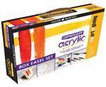 Daler & Rowney Graduate Acrylic Box Easel Set - Akrylová sada v kufříku