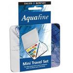 Daler & Rowney Aquafine Mini Travel Set - 10ks