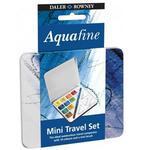 Daler & Rowney Aquafine Mini Travel Set - 10ks
