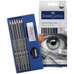 Faber-Castell Sada grafitových tužek Goldfaber Graphite Sketch - 6 ks