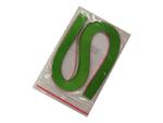 Proužky na Quilling šířka 3mm - jarní zelené