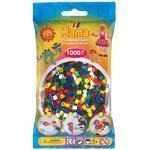 Hama MIDI Zažehlovací korálky  1000 ks - mix 6 barev