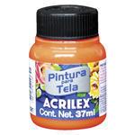 Acrilex Barva na textil 37ml - fluorescenční červená 103