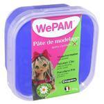 Modelovací hmota WePAM 145 g - modrá