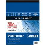 Daler & Rowney Skicák Aquafine - 406x305 mm, Jumbo, 50 listů
