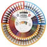 Daler & Rowney Simply - Mega Colour Wheel, 103ks