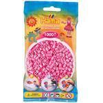 Hama MIDI Zažehlovací korálky  1000 ks - pastelově růžové