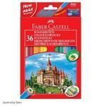 Faber-Castell Pastelky ECO - 36 barev + ořezávátko