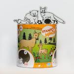 StampoMinos, Lesní zvířátka 28 ks