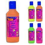 Jovi Temperové barvy neonové 250 ml - oranžová