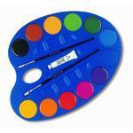 Vodové barvy Maxi na paletě PRIMO 12 x 44 mm