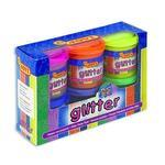 Jovi Temperové barvy Glittrové 6 x 55 ml v kelímku