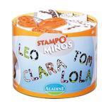 StampoMinos - Velká abeceda