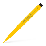 Faber-Castell PITT Artist Pen B - kadmiový žlutý č. 107
