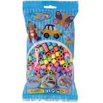 Hama Maxi Zažehlovací korálky 500 ks - mix pastelových barev