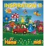 Hama Midi  Inspirativní knížka č.11