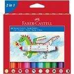 Faber-Castell Popisovače s razítkem - sada 10ks