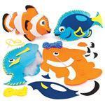 První šití - Mořské ryby, 2 ks