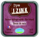 Inkoust Izink rychleschnoucí - Broux de noix, kaštanově hnědá