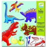 """Pohyblivé figurky - """"Dinosauři"""""""