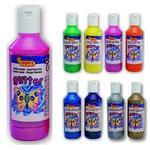 Jovi Temperové barvy glittrové 250 ml - růžová