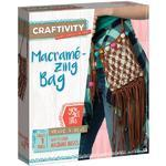 "Kreativní sada ""Craftivity"" - Macrame Zing Bag"