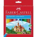 Faber-Castell Pastelky ECO - 24 barev