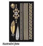 Tetování na tělo 9,5x15,5 cm AFRICA