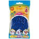 Hama MIDI Zažehlovací korálky 1000 ks - modré