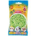 Hama MIDI Zažehlovací korálky 1000 ks - pastelově zelené