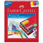 Faber-Castell Pastelky Colour Grip 2001 Atelier Box - 36 ks