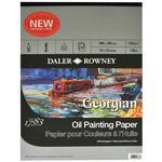 Daler & Rowney Skicák Georgian Oil - 406x305 mm, 12 listů