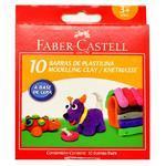 Faber-Castell Modelovací hmota  - 10 barev
